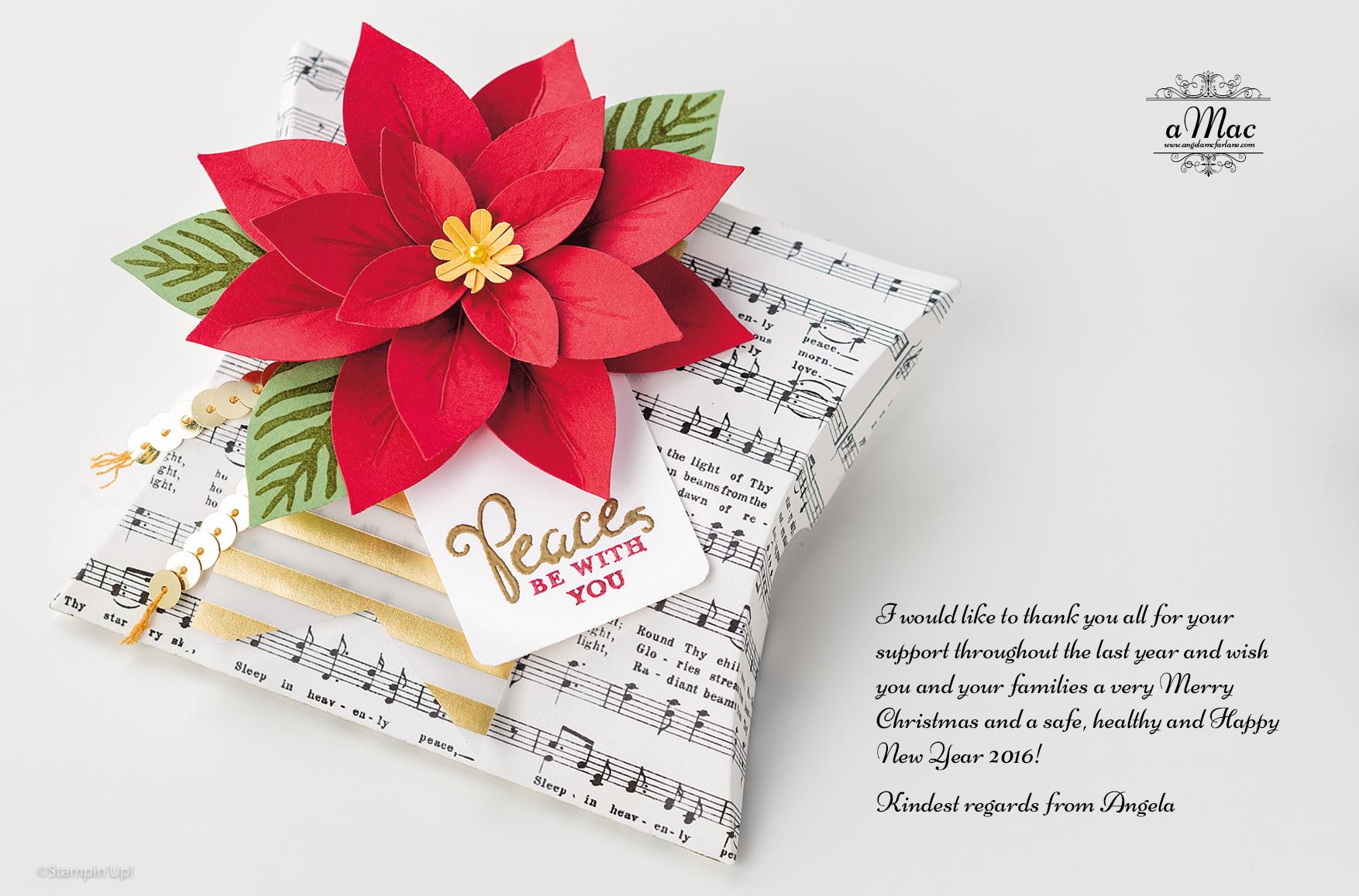 Christmas Greeting 2015