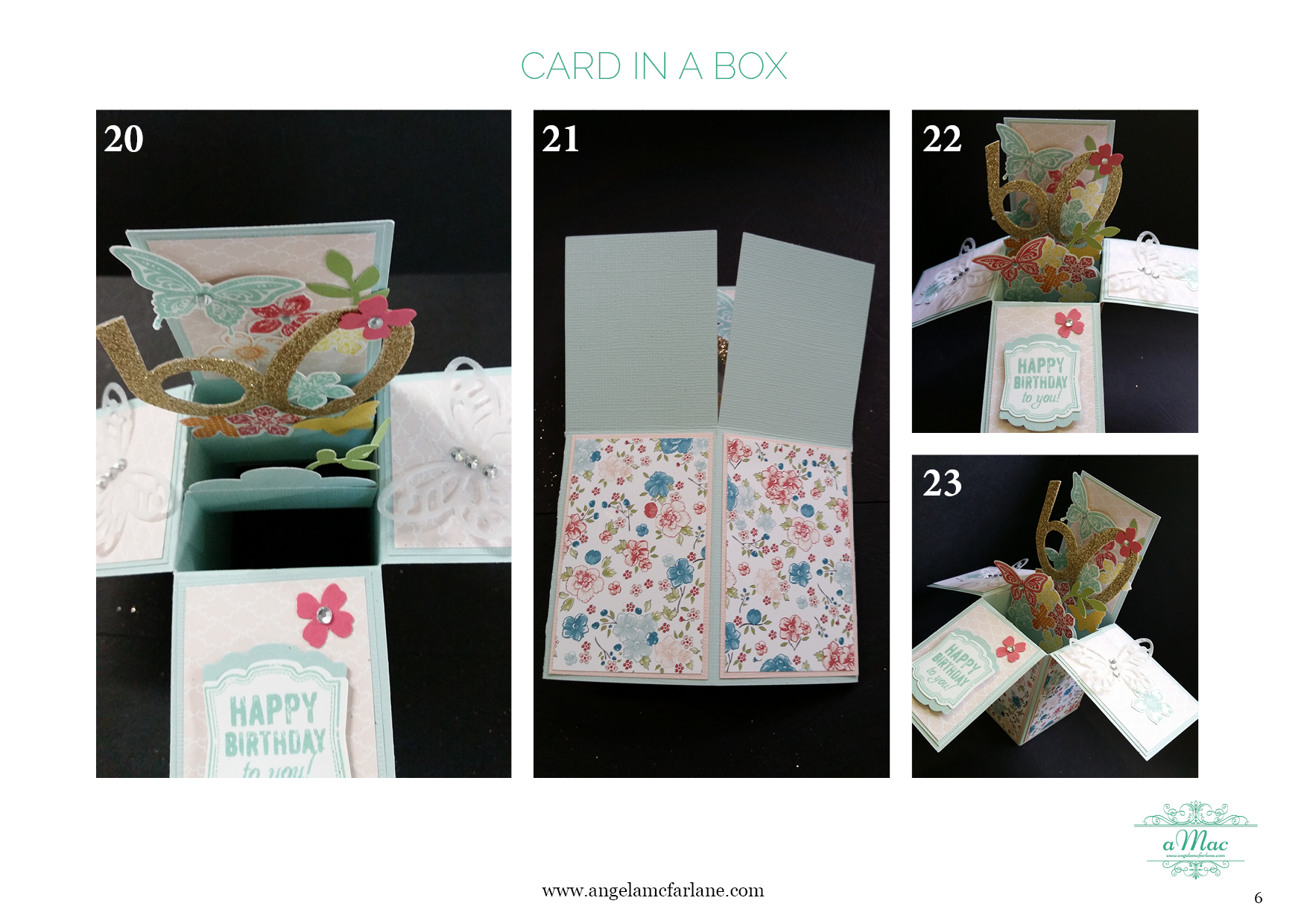 Card In A Box Instructions6