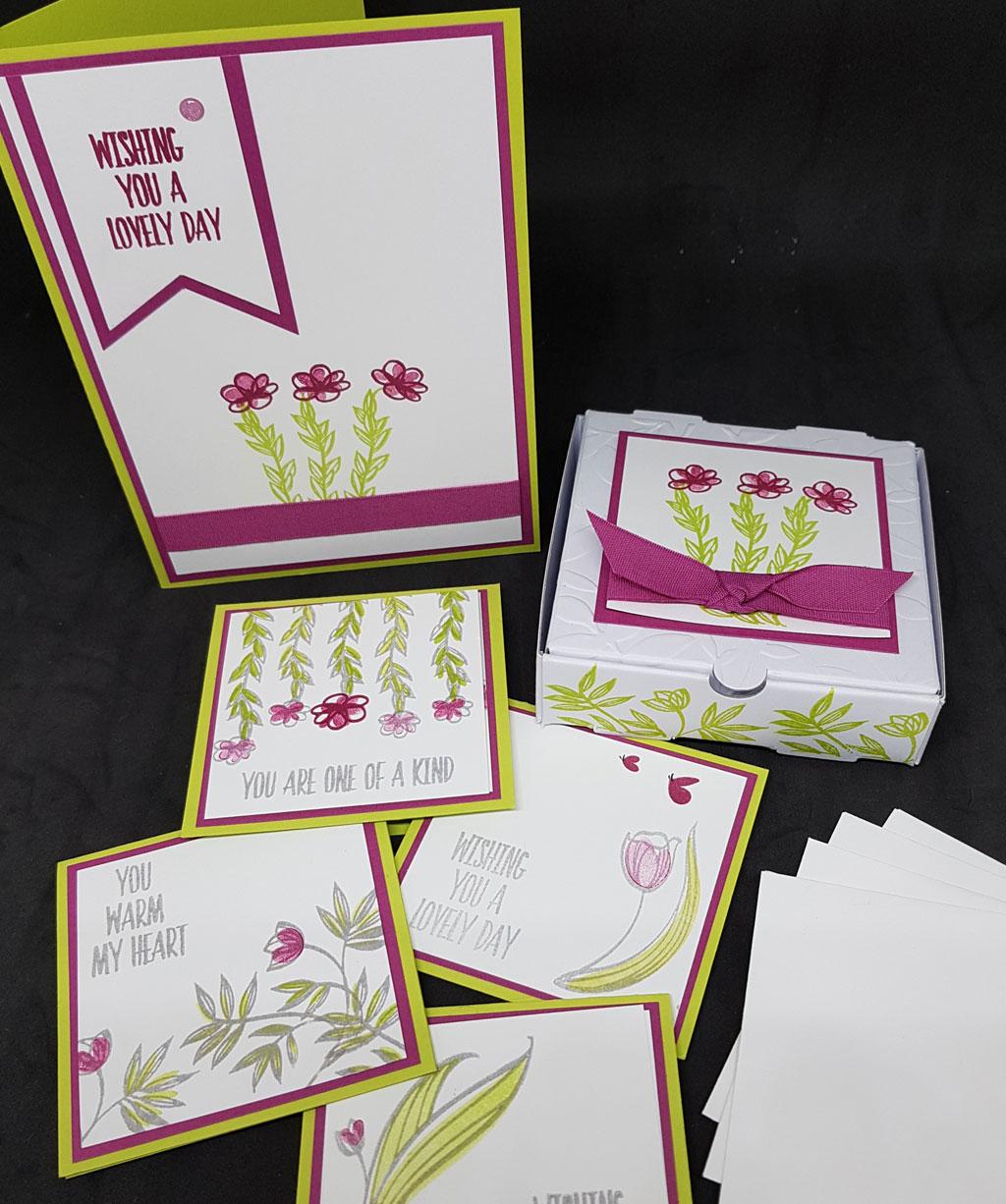 Card making class april 2018 fri stopboris Choice Image